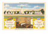 Wigwam Village Number 5, Motel Posters