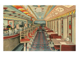 Chief Diner, Durango, Colorado Posters