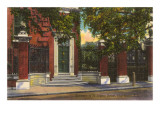 14 Legare Street, Charleston, South Carolina Posters