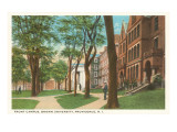 Brown University, Providence, Rhode Island Prints