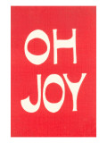 Oh Joy Prints
