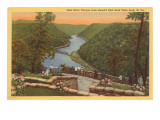 New River Canyon, West Virginia Art