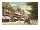 Casino, Bellevue Avenue, Newport, Rhode Island Posters