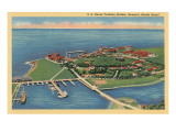 Naval Training Station, Newport, Rhode Island Prints