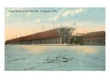 Ore Dock, Superior, Wisconsin Prints