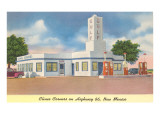 Clines Corners Gas Station, Route 66 Prints