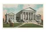 State Capitol, Richmond, Virginia Print