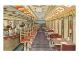 Chief Diner, Durango, Colorado Print