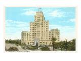 El Cortez Hotel, San Diego, California Print