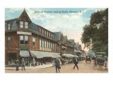 Bellevue Avenue, Newport, Providence, Rhode Island Prints