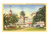 Hotel del Coronado, San Diego, California Posters