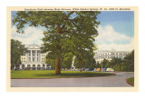 Greenbrier Hotel, White Sulphur Springs, West Virginia Poster