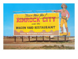 Billboard for Rimrock City Poster