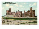 The Castle, Lippitt House, Newport, Rhode Island Print