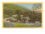 Chimney Corner, West Virginia Prints