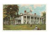 Mt. Vernon, Virginia Poster