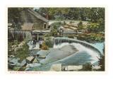Hunt's Mills, Providence, Rhode Island Prints
