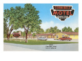 Corn Belt Motel Poster