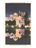 Casa del Prado, Balboa Park, San Diego, California Prints