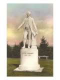 Statue of James Monroe, Virginia Posters
