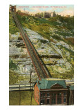 Duquesne Inlined Railway, Pittsburgh, Pennsylvania Posters