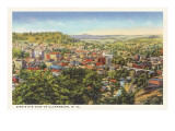 Clarksburg, West Virginia Posters