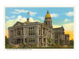 State Capitol, Cheyenne, Wyoming Poster