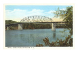 Patrick Street Bridge, Charleston, West Virginia Art