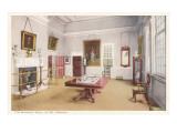Banquet Hall, Mt. Vernon, Virginia Posters