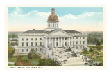 State Capitol, Columbia, South Carolina Prints