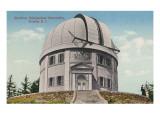Dominion Observatory, Victoria, British Columbia Print