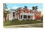 Governor's Mansion, Charleston, West Virginia Prints
