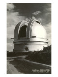 Palomar Observatory, San Diego County, California Poster