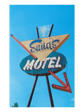 Sands Vintage Motel Art