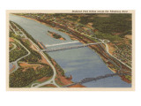 Highland Park Bridge over Allegheny, Pennsylvania Prints