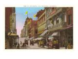 Chinatown, San Francisco, California Posters