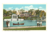 Casino, Roger Williams Park, Providence, Rhode Island Poster