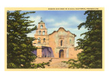Mission San Diego de Alcala, San Diego, California Print