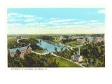 University of Richmond, Virginia Print