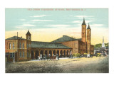 Union Passenger Station, Providence, Rhode Island Print