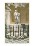 Washington Statue, Richmond, Virginia Prints
