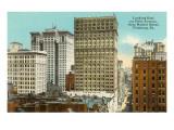Downtown Pittsburgh, Pennsylvania Prints