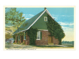 Quaker Memorial Church, Lynchburg, Virginia Prints
