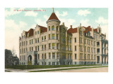 St. Mary's Hospital, Oshkosh, Wisconsin Prints