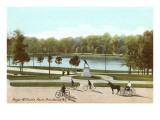 Roger Williams Park, Providence, Rhode Island Print
