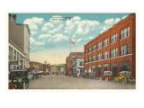 Fountain Street, Providence, Rhode Island Prints