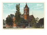 Winthrop College, Rock Hill, South Carolina Prints