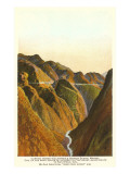 Carrizo Gorge, San Diego County, California Posters