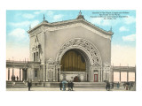 Organ Pavilion, Balboa Park, San Diego, California Prints