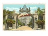 The Breakers, Vanderbilt Residence, Newport, Rhode Island Poster